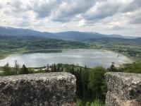 ZAKĄTEK GÓRSKI Sosnówka Zbiornik wodny - Sosn
